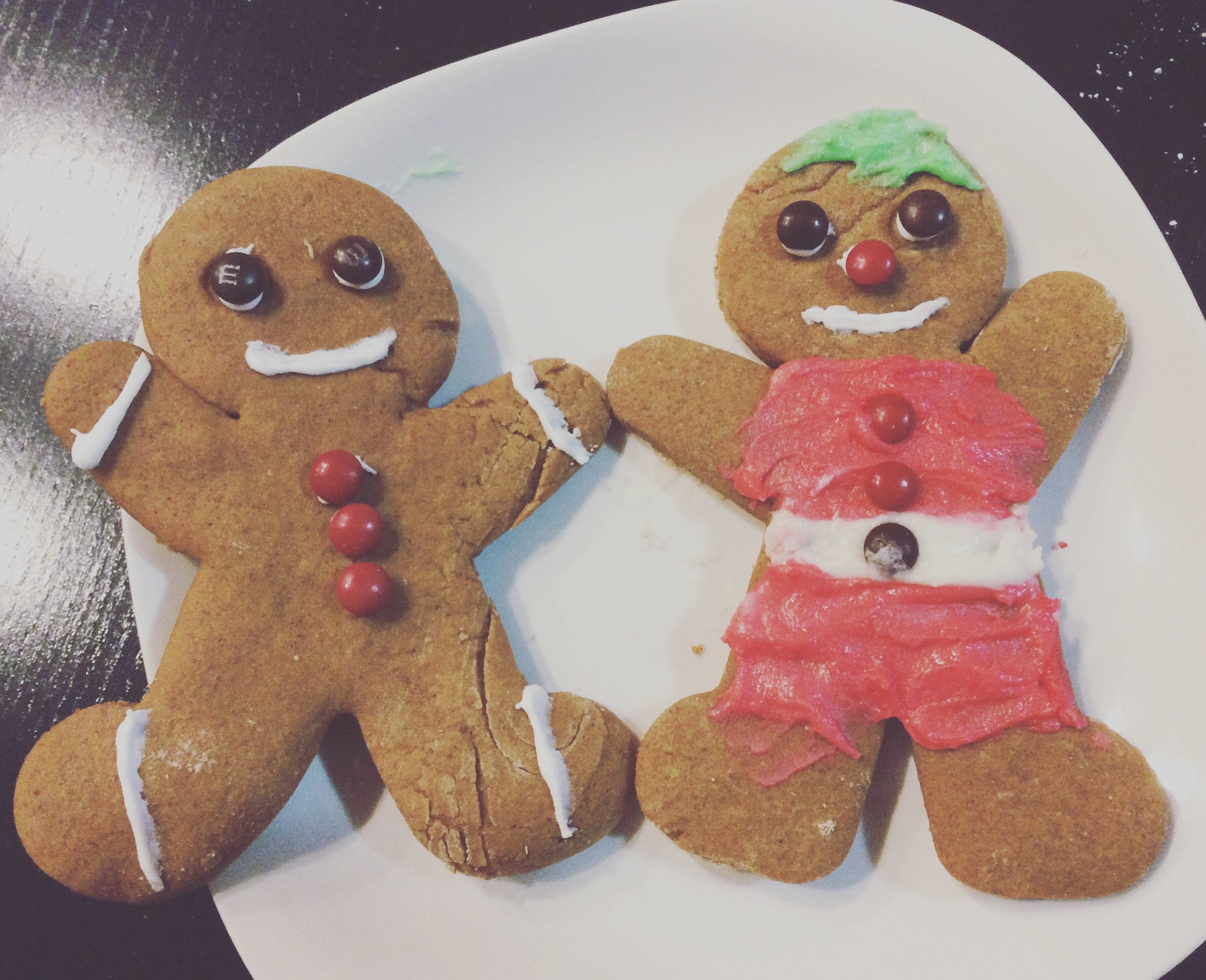 Gingerbread Love: Spread It Around