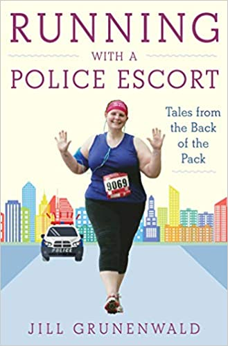 Jill Grunenwald's Running With a Police Escort